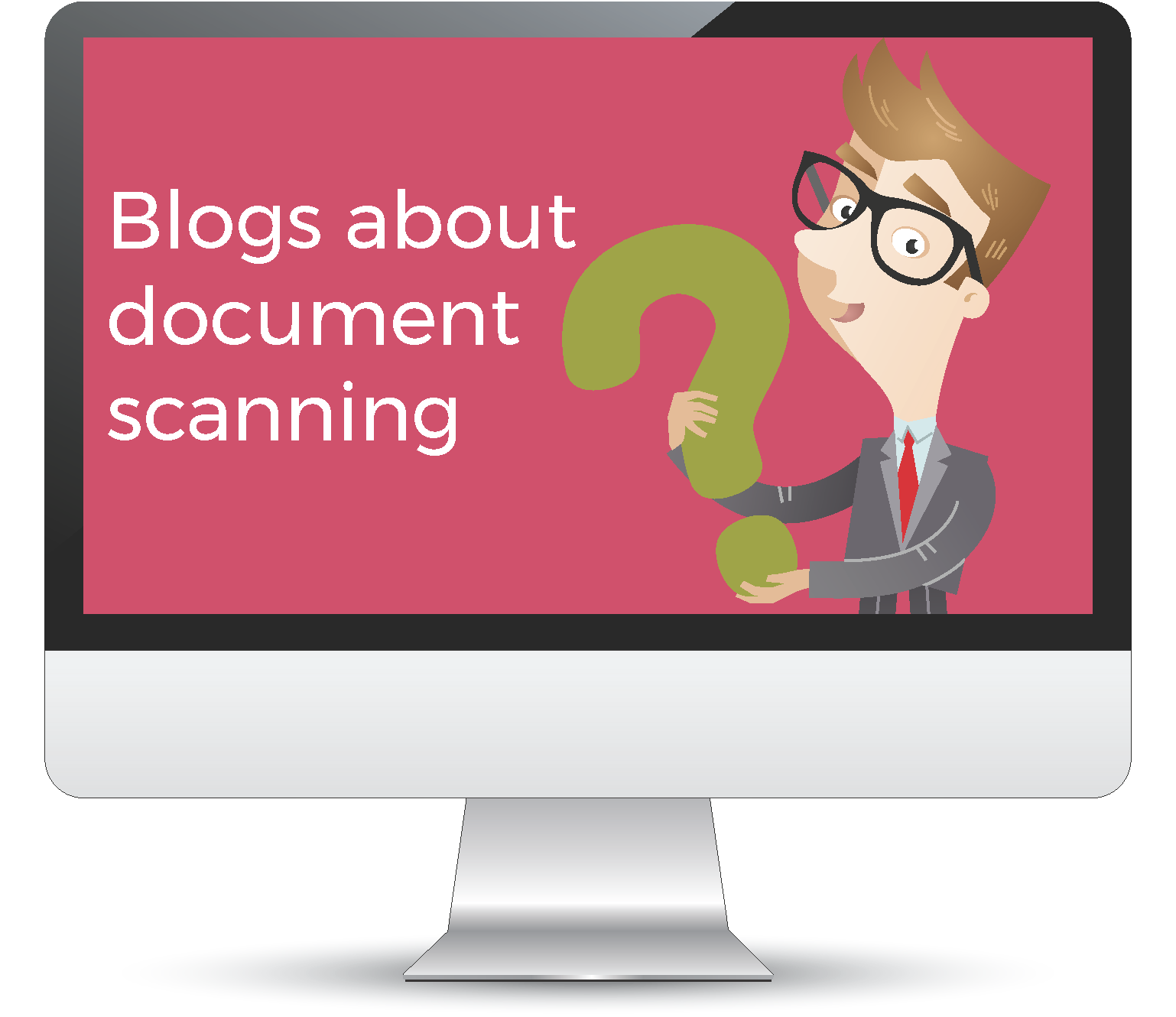Blogs about document scanning