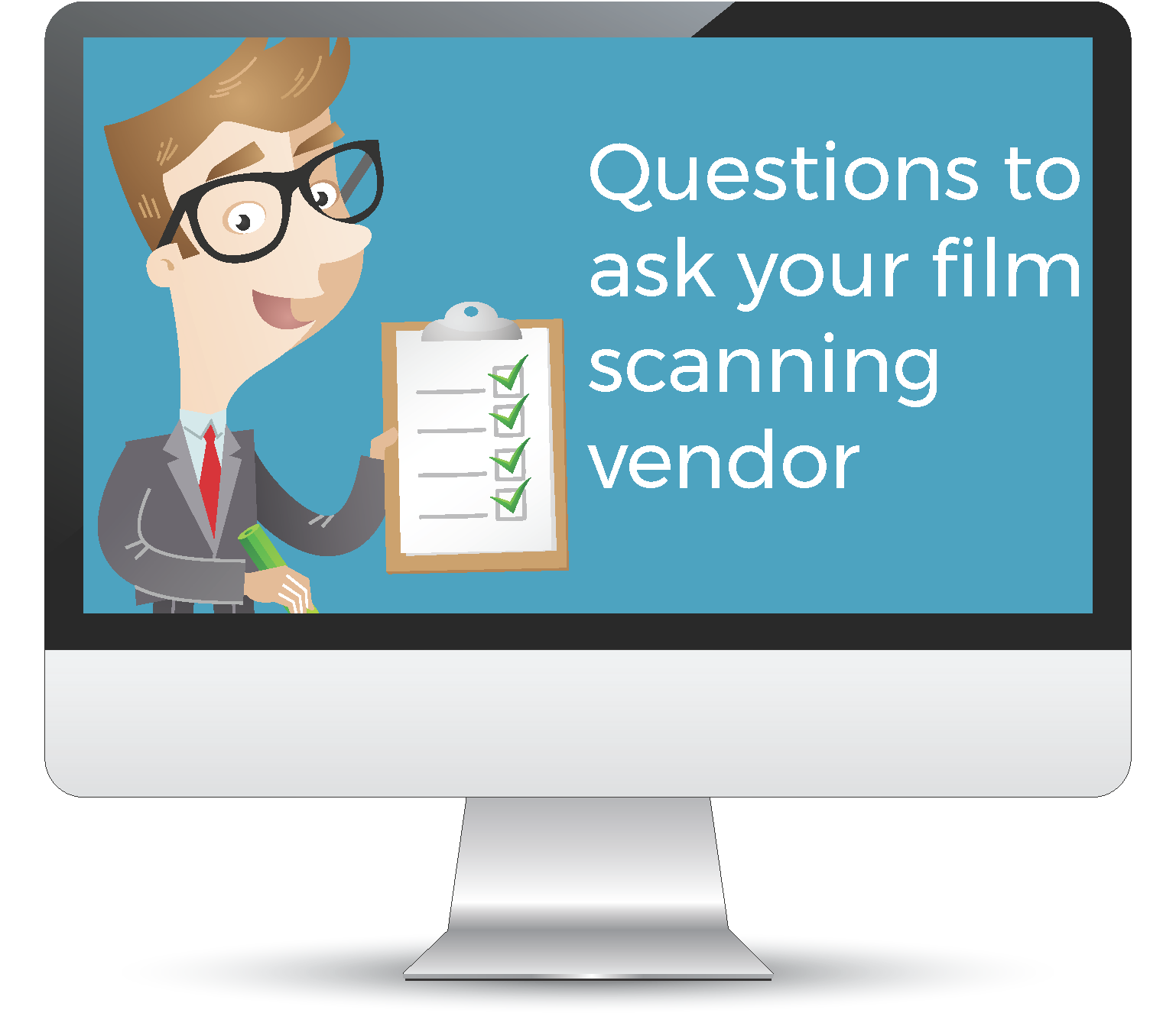 Questions to ask microfilm scanning vendors