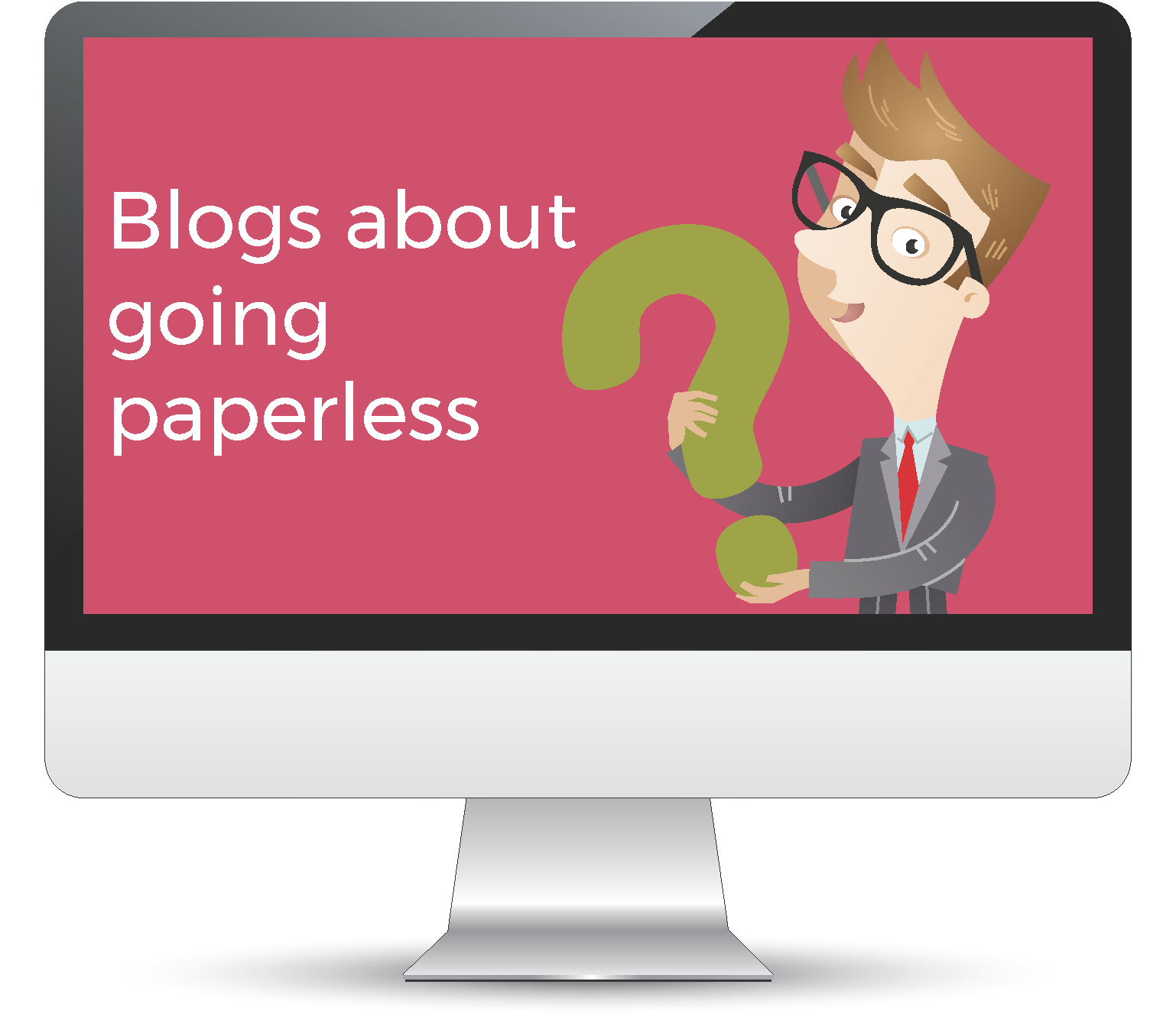 Paperless blogs